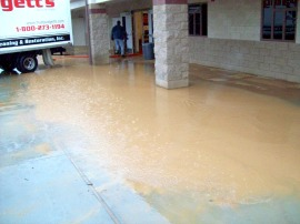 flood school